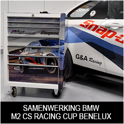 Samenwerking BMW M2 CS-Racing-Cup-Snap-on-Tools