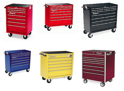 Snap-on Tool Storage collectie