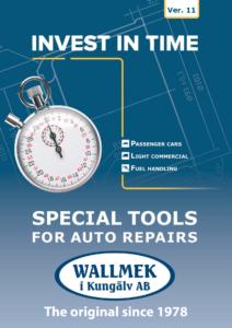 Wallmek Special Tools Personenauto Bestelwagen Pick-up Versie 1-1 september 2021