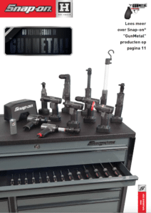 Snap-on Hot Tools Q4 2019