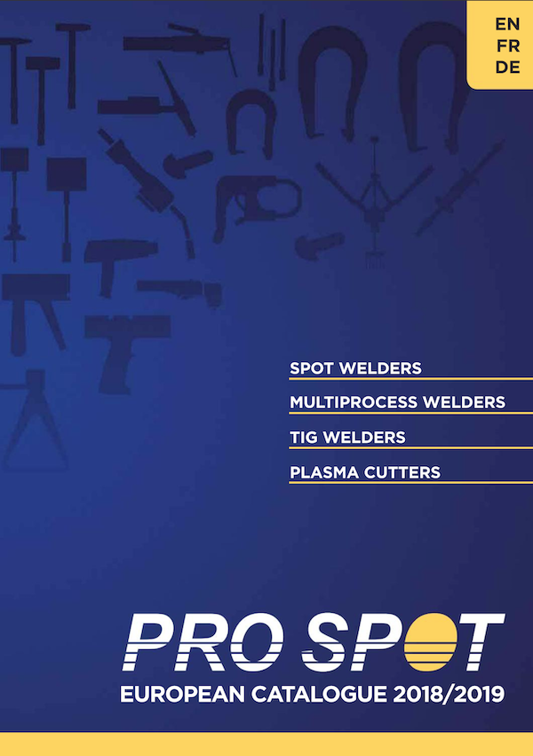 Pro Spot catalogus 2018 - 2019