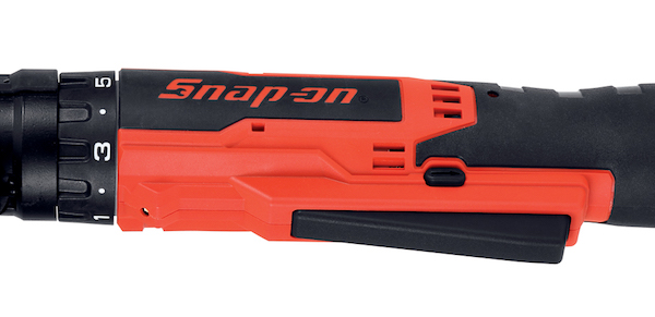 Snap-on Tools introduceert 14,4 Volt haakse accu schroefboormachine
