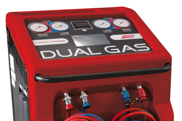 SUN KOOLKARE DUAL GAS AIRCOSERVICESTATION Snap-on Tools.png