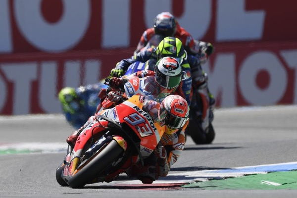 Marc Marquez wint zinderende Dutch TT Snap-on Tools