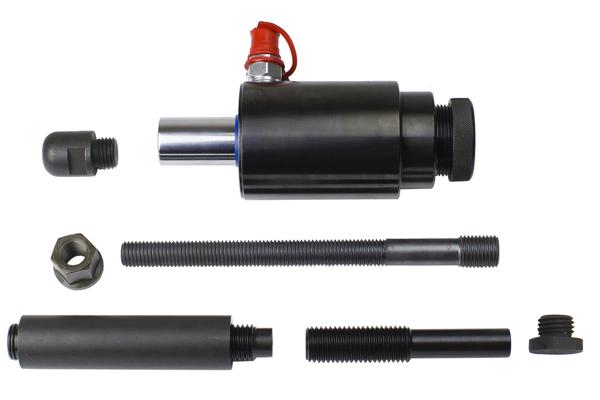 Wallmek hydraulisch automotive gereedschap verlicht zwaar werk Snap-on Tools