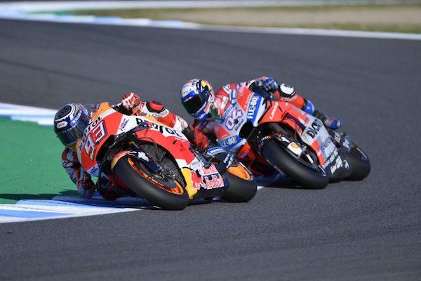 Marc Marquez pakt op sensationele wijze zijn vijfde MotoGP titel Snap-on Tools