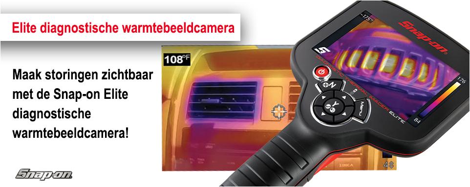 Snap-on Elite diagnostische warmtebeeldcamera