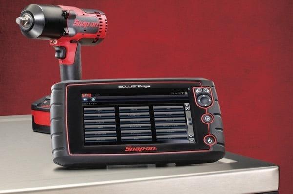 Snap-on Tools en Equipment voor het autobedrijf