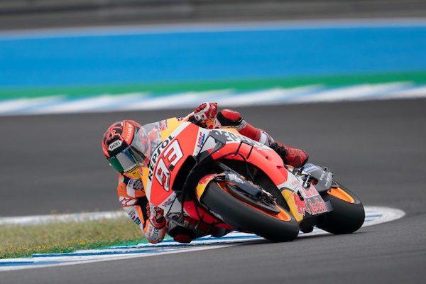 Marquez met Snap-on geprepareerde Honda oppermachtig in Jerez MotoGP