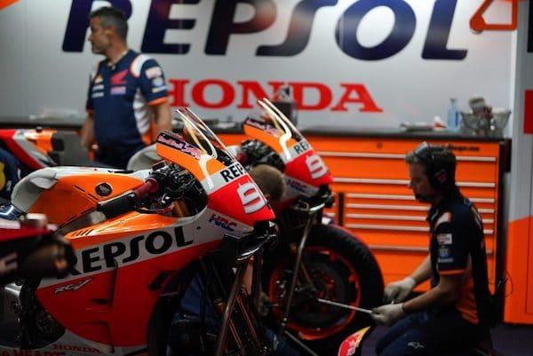 Snap-on Tools en Repsol Honda MotoGP Team verlengen sponsordeal