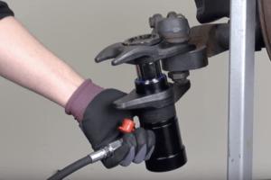 Wallmek universele 8,8 ton kogelgewrichttrekker Snap-on Tools