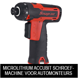 Snap-on CTS761ADB Microlithium Accubit Schroefmachine