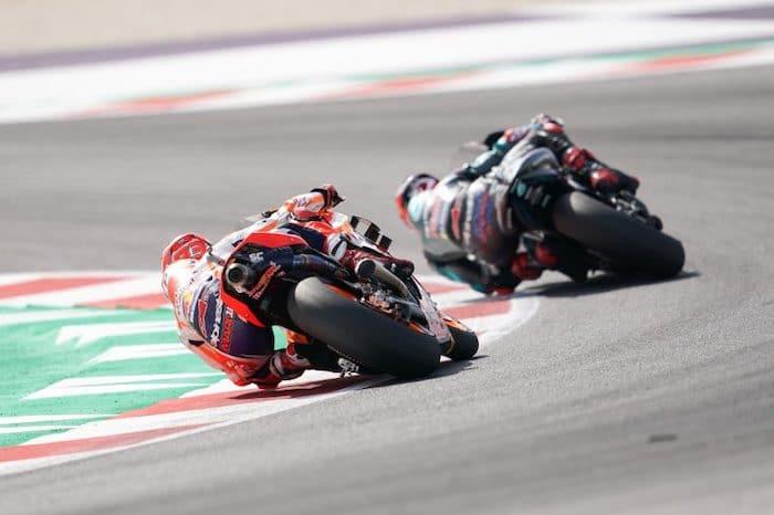 Sluwe vos Marquez wint San Marino MotoGP Snap-on Tools