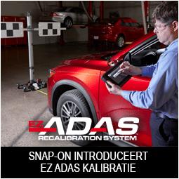 Snap-on ADAS kalibratie equipment