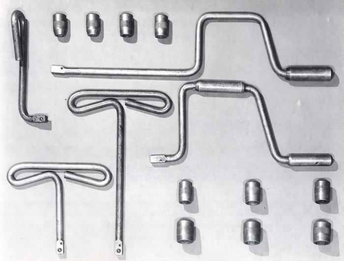 Snap-on T-sleutels 100 jaar