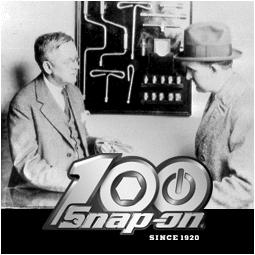 Snap-on Tools 100 jaar