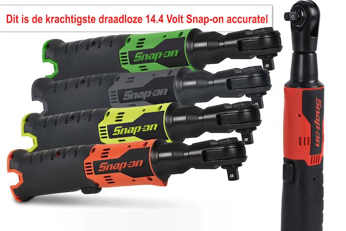 Krachtige Snap-on CTR762DB accuratel voor licht en zwaar werk autotechniek