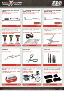 Snap-on ToolXpress april mei 2020