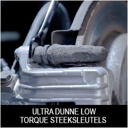 Ultra Dunne Low Torque Steeksleutels
