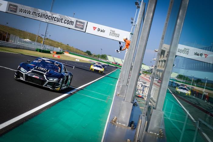 Opnieuw twee overwinningen door Snap-on ondersteunde Belgian Audi Club Team WRT