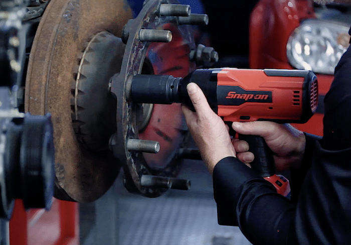 Snap-on CT9100 accu slagmoersleutel voor extreme applicaties