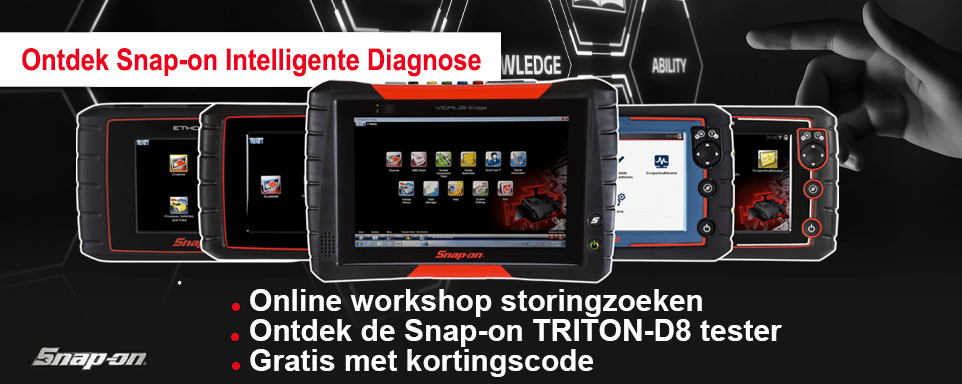 Snap-on Intelligente Diagnose slider