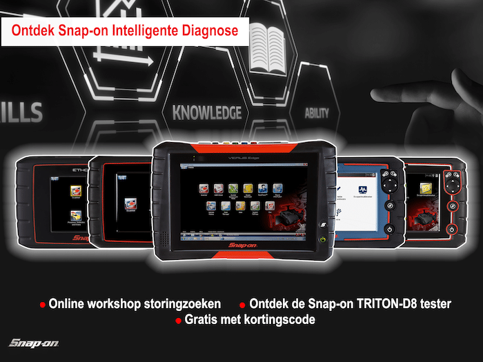Snap-on Intelligente Diagnose