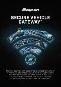 Snap-on Tools Secure Gateway Handleiding
