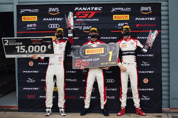 Bevredigend resultaat Team WRT in World GT Challenge