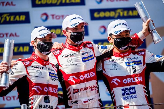 Team WRT wint eerste ELMS race en doet goede zaken in World GT Challenge