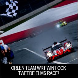 Orlen Team WRT wint op Red Bull Ring ook tweede ELMS race