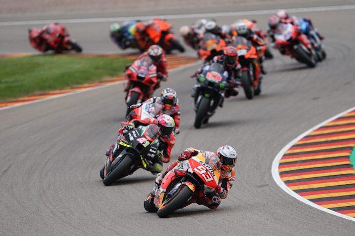 Marc Marquez Sachsenring MotoGP Repsol Honda Duitsland