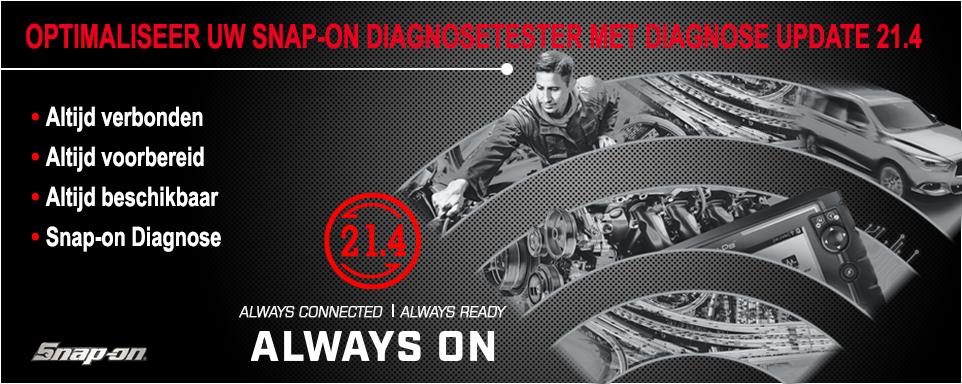 Snap-on diagnose software update 21.4 website slider